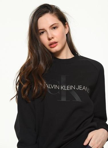 Calvin Klein Sweatshirt Siyah